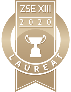 Złota Strona Emitenta 2020 - Laureat
